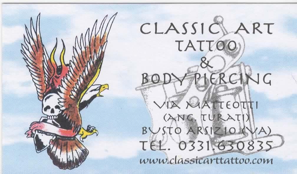 Classic Art Tattoo