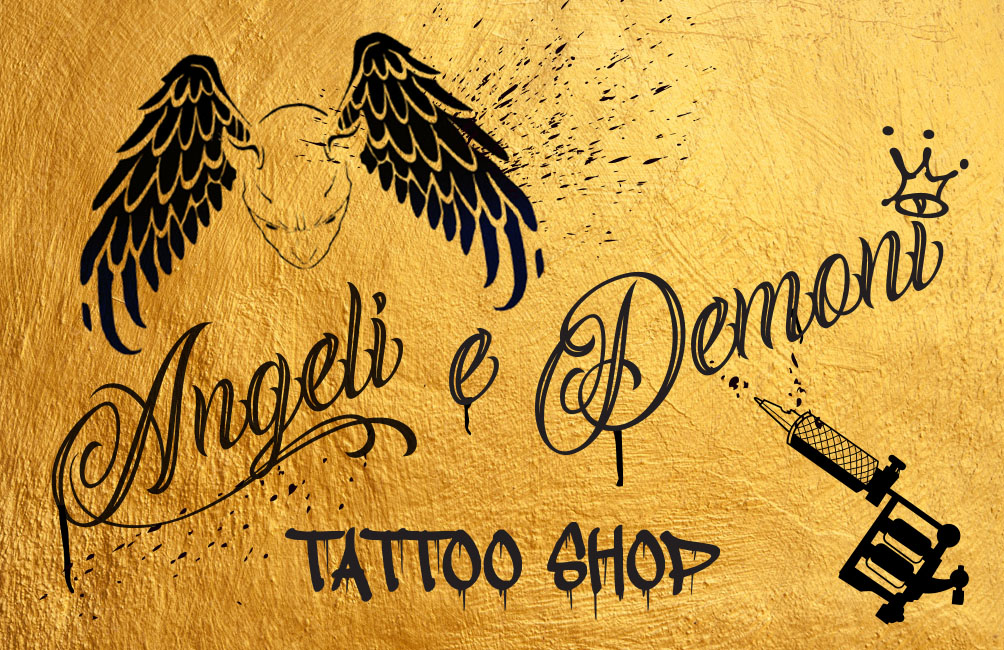 Angeli e Demoni Tattoo